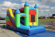 Jr Combo Water Slide