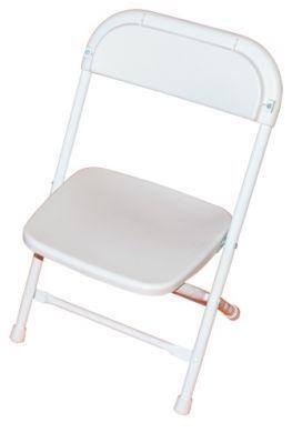 Kid's Chair - White