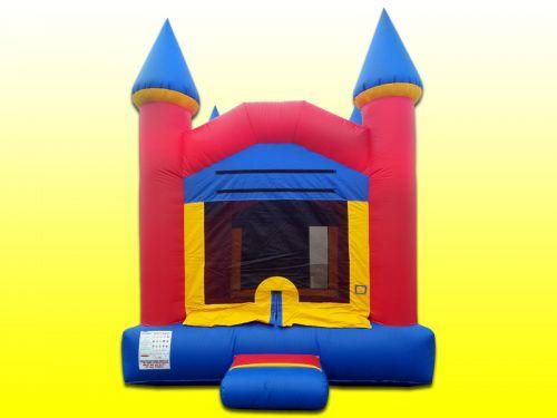 Castle Bouncer 13 x 13