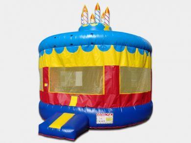 18' Round Birthday Cake