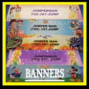Bounce House Banners