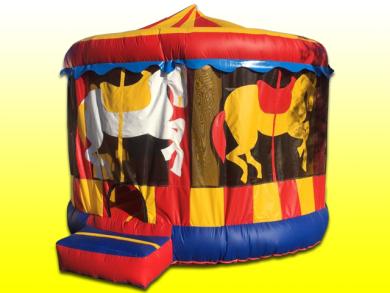 15x15 Carnival Carousel