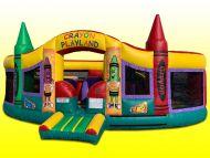 Crayon Toddler Playground
