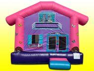 Doll House 13 x 13