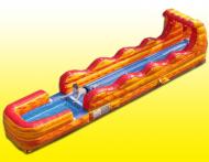Lava Slip-n-Slide