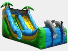18' Tropical Slide