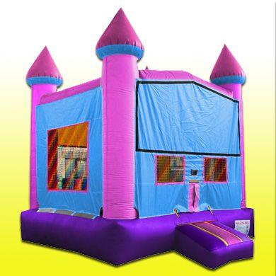 13x13 Pink Modular Castle
