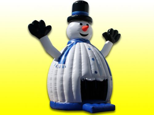 Snowman's Dance Dome