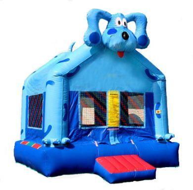 15x15 Blue Dog