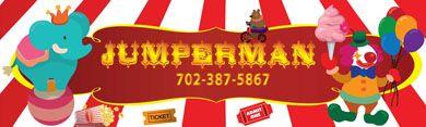 Circus Theme Banner
