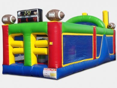 30' Football Obstacle Course