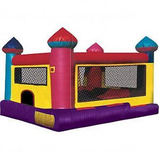 Toddler Mini Castle