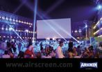 12' Inflatable Movie Screen