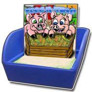 Pig Feed-n-Time Game