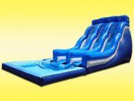 23ft Tall Dual Lane Water Slide
