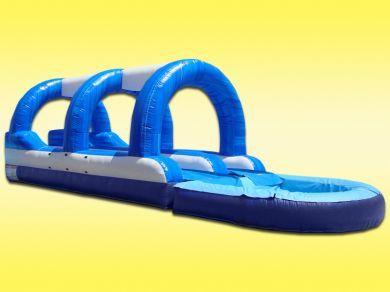 Slip-n-Slide w/ Pool